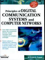 Principles Of Digital Communication System   Computer Network PDF