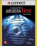 Combo  Connect Access Card Chemistry with Learnsmart 2 Semester Access Card for Chemistry  Atoms First with Aleks for General Chemistry Access Card 2