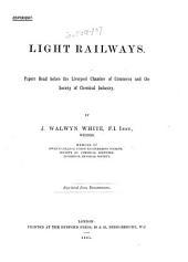 Light Railways ...