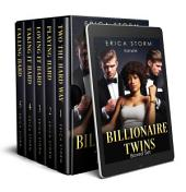Billionaire Twins Box Set (A BWWM Interracial BDSM Erotic Romance) Box Set: interracial bwwm multiracial bdsm erotic romance