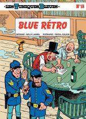 Les Tuniques Bleues - Tome 18 - BLUE RETRO