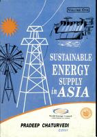 Sustainable Energy Supply in Asia PDF