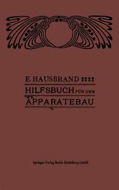 Hilfsbuch für den Apparatebau