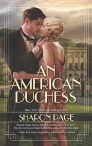 An American Duchess Book