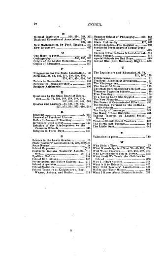 Indiana School Journal and Teacher PDF