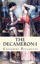 The Decameron: Volume 1