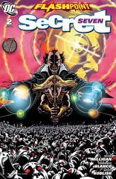 Flashpoint: Secret Seven (2011-) #2