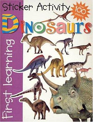 Sticker Activity Dinosaur