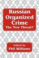Russian Organized Crime PDF
