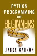 Python Programming for Beginners PDF