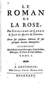 Le roman de la Rose,