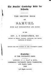 Second Book of Samuel