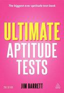 Ultimate Aptitude Tests PDF