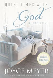 Quiet Times with God Devotional Book