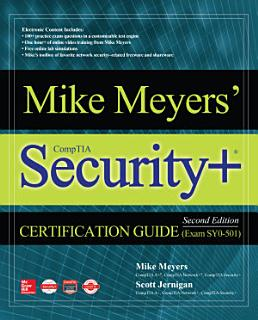 Mike Meyers  CompTIA Security  Certification Guide  Second Edition  Exam SY0 501  Book