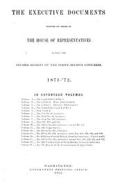 Congressional Series of United States Public Documents: Volume 1506