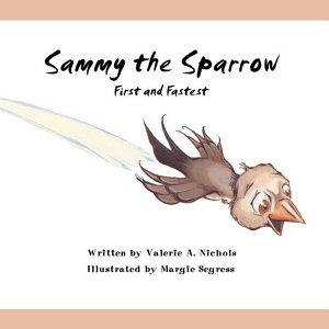 Sammy The Sparrow Book