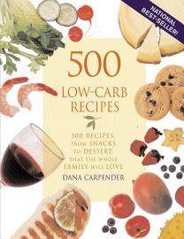 500 Low Carb Recipes