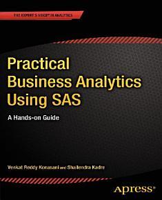 Practical Business Analytics Using SAS PDF