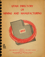 Utah Directory of Mining and Manufacturing