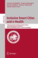 Inclusive Smart Cities and e Health PDF