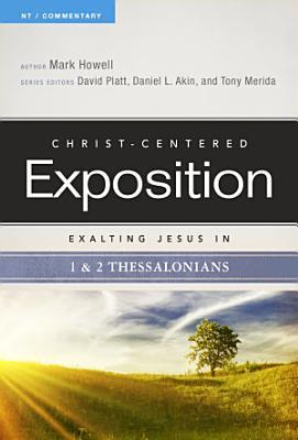 Exalting Jesus in 1   2 Thessalonians PDF