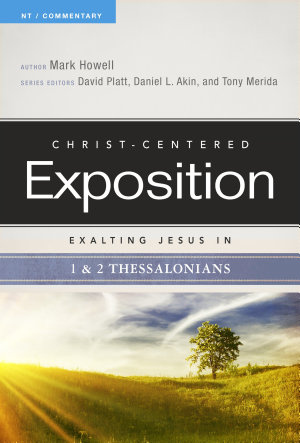 Exalting Jesus in 1   2 Thessalonians PDF