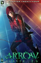 Arrow: Season 2.5 (2014-) #24