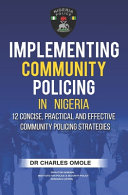 Implementing Community Policing in Nigeria