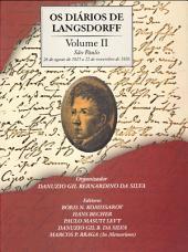 Os diários de Langsdorff -: Volume 2