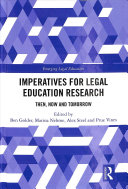 Imperatives for Legal Education Research PDF
