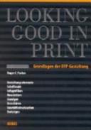 Looking good in print PDF