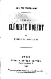 Madame Clémence Robert
