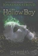 Lockwood   Co  Book Three The Hollow Boy