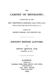 Eminent British Lawyers