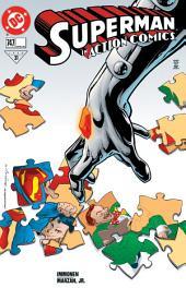 Action Comics (1938-) #747