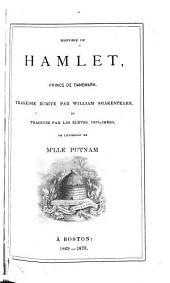 La tragique histoire dʾHamlet, Prince de Danemark