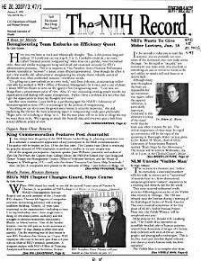 The NIH Record PDF