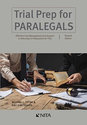 Trial Prep for Paralegals PDF