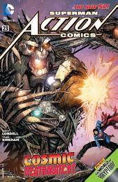 Action Comics (2011-) #23