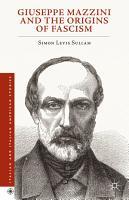 Giuseppe Mazzini and the Origins of Fascism PDF