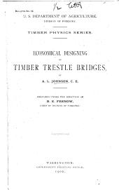 Economical Designing of Timber Trestle Bridges
