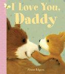I Love You Daddy Book PDF