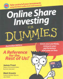 Online Share Investing For Dummies PDF