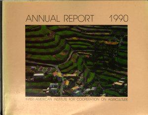 annual report 1990 PDF