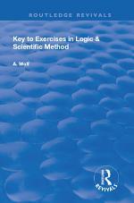 Key to Exercises in Logic and Scientific Method