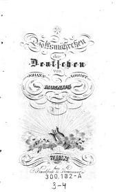 Volksmährchen der Deutschen: Bände 3-4