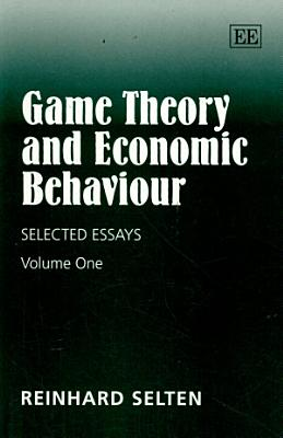 Game Theory and Economic Behaviour PDF