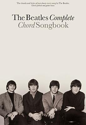 The Beatles Complete Chord Songbook PDF