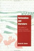 Nationalism and Literature PDF